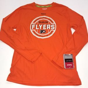 Little boys Philadelphia Flyers longsleeve shirt